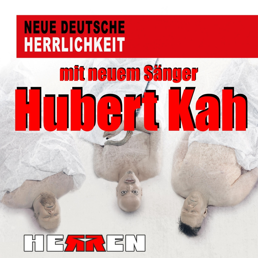 Cover mit Hubert